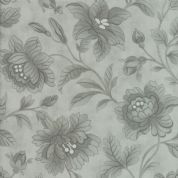 Moda Quill by 3 Sisters - 5614 - Damask Floral in Pale Mint - 44156 24 - Cotton Fabric